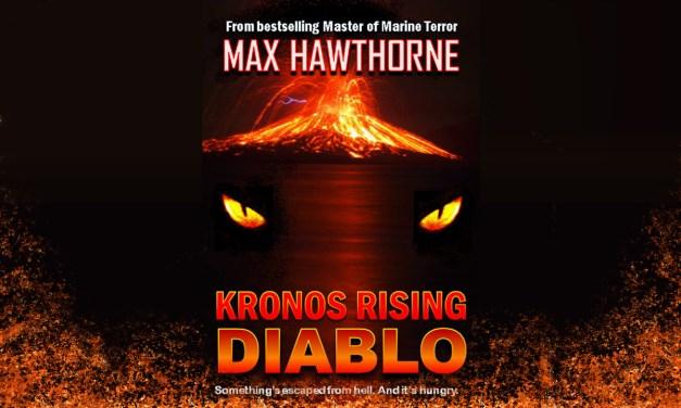 Book Review: Kronos Rising – Diablo