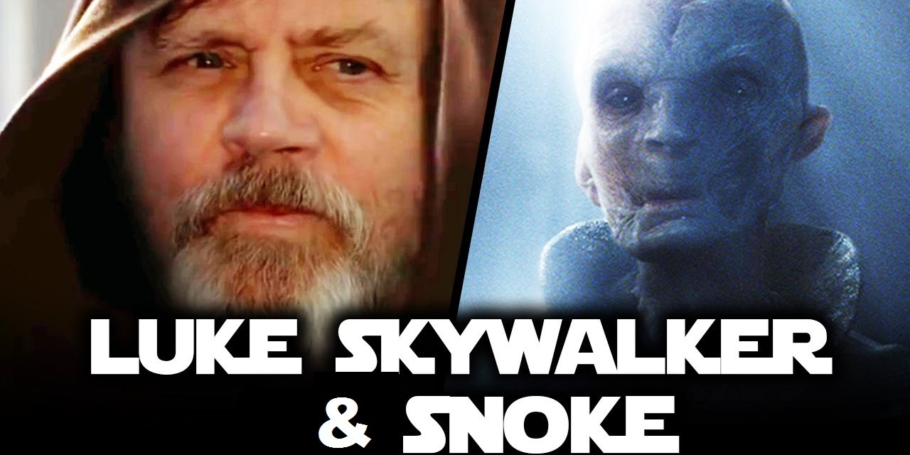 Luke Skywalker & Supreme Leader Snoke: A Star Wars Theory