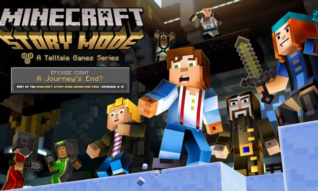 Minecraft: Story Mode Episode 8 Release Date