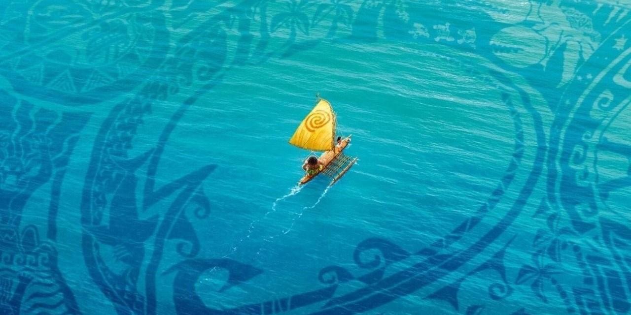 "Disney's Oceangoing ""Moana"" Trailer"