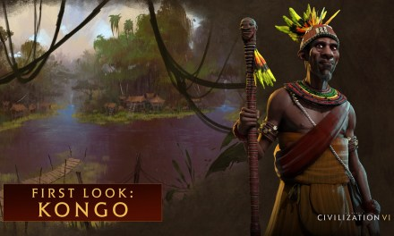 Mvemba a Nzinga leads Kongo in Civilization VI