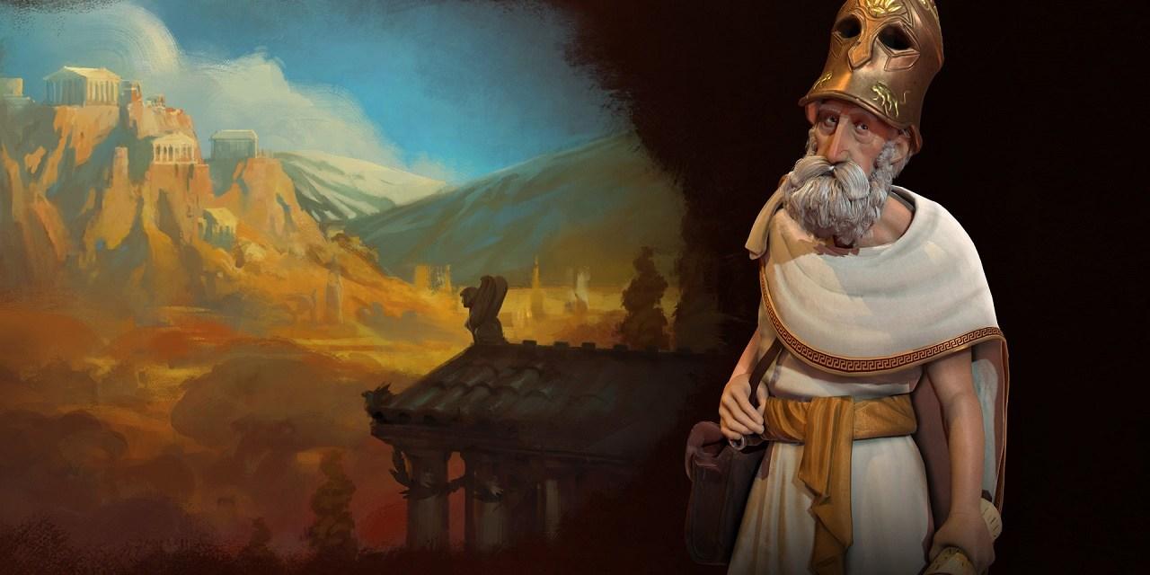 Pericles Leads Greece in Civilization VI