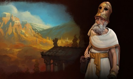 Pericles Leads Greece in Civilization VI