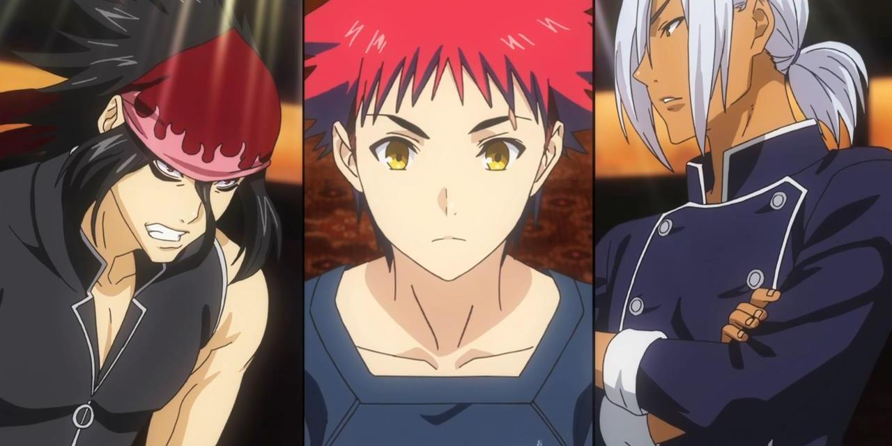 Review: Shokugeki no Soma Season 2