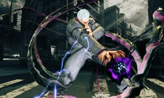 Street Fighter V September Update – Meet Urien