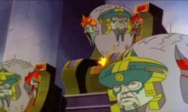 Retro Review – Transformers: Five Faces of Darkness
