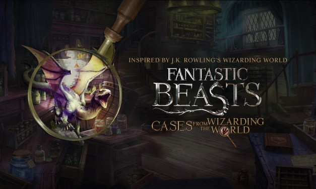 Fantastic Beasts: Cases From The Wizarding World is Coming to Mobile