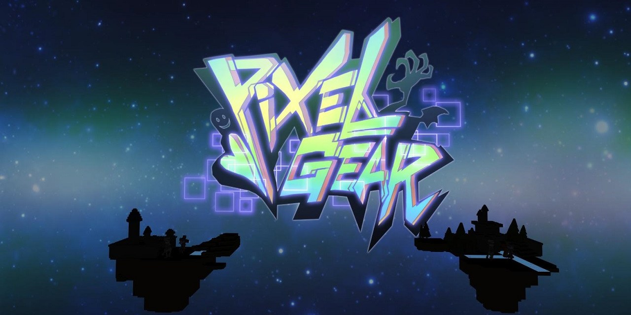 Pixel Gear for the PlayStation VR blasts onto PSN