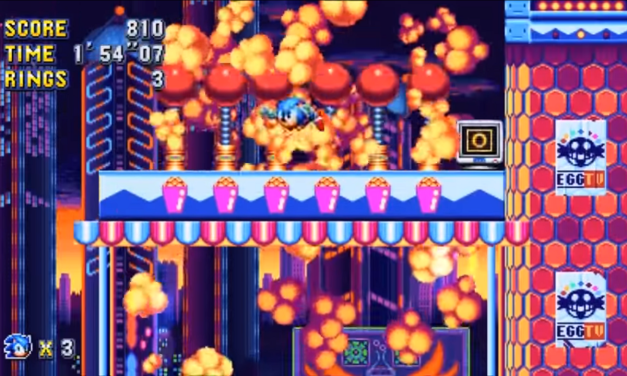 Sonic Mania Collector's Edition to See European Release
