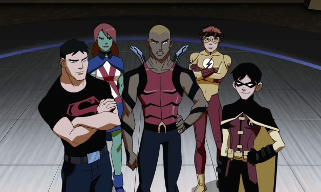 Young Justice – Third Season Announced
