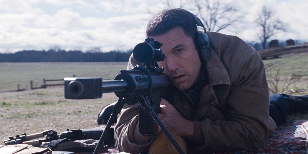 Review: The Accountant