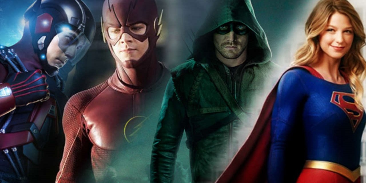 Why Sky's Schedule Won't Affect the DC TV Crossover