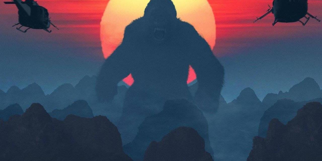 New Creatures Reveled In Kong: Skull Island Trailer #2