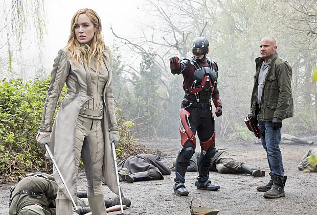 Legends of Tomorrow S2