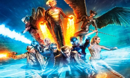 Review: DC's Legends of Tomorrow Season 2 Episode 1