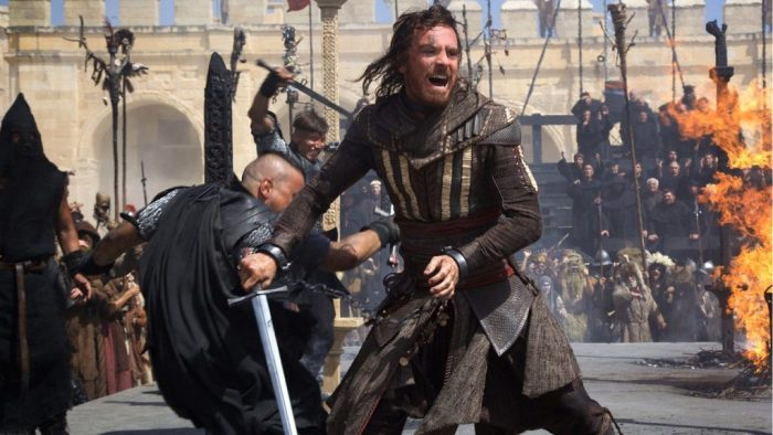 Assassin Ceed Michael Fassbender