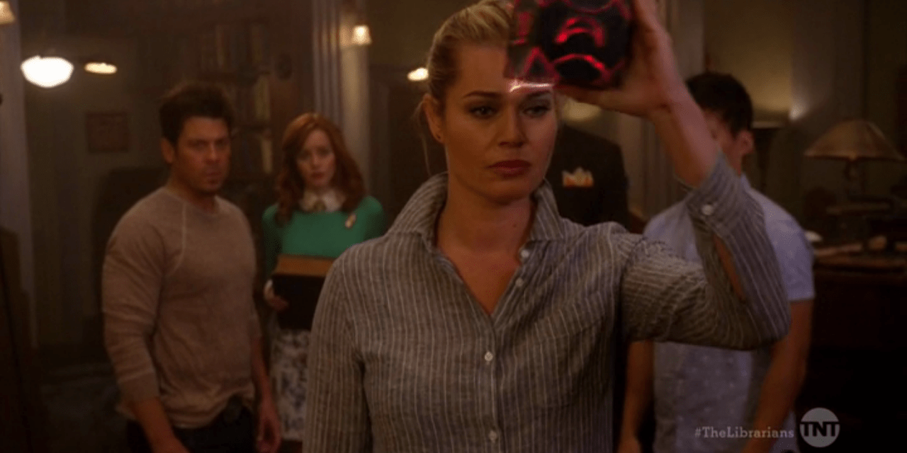 Review: The Librarians S03E04 'And The Self-Fulfilling Prophecy'