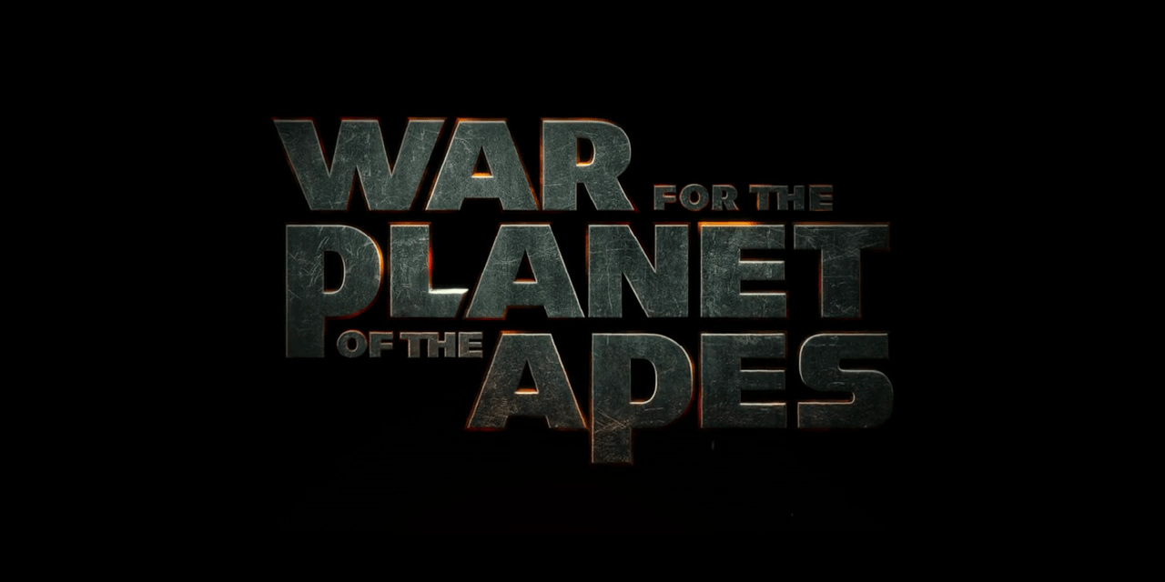 War for the Planet of the Apes – 1st Trailer