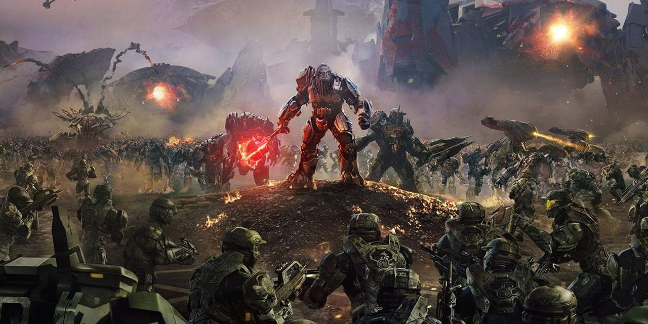 Halo Wars 2 Trailer + Halo Wars: Definitive Edition