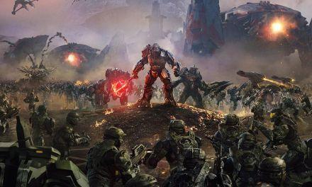 Halo Wars 2 Trailer + Halo Wars: Definitive Edition