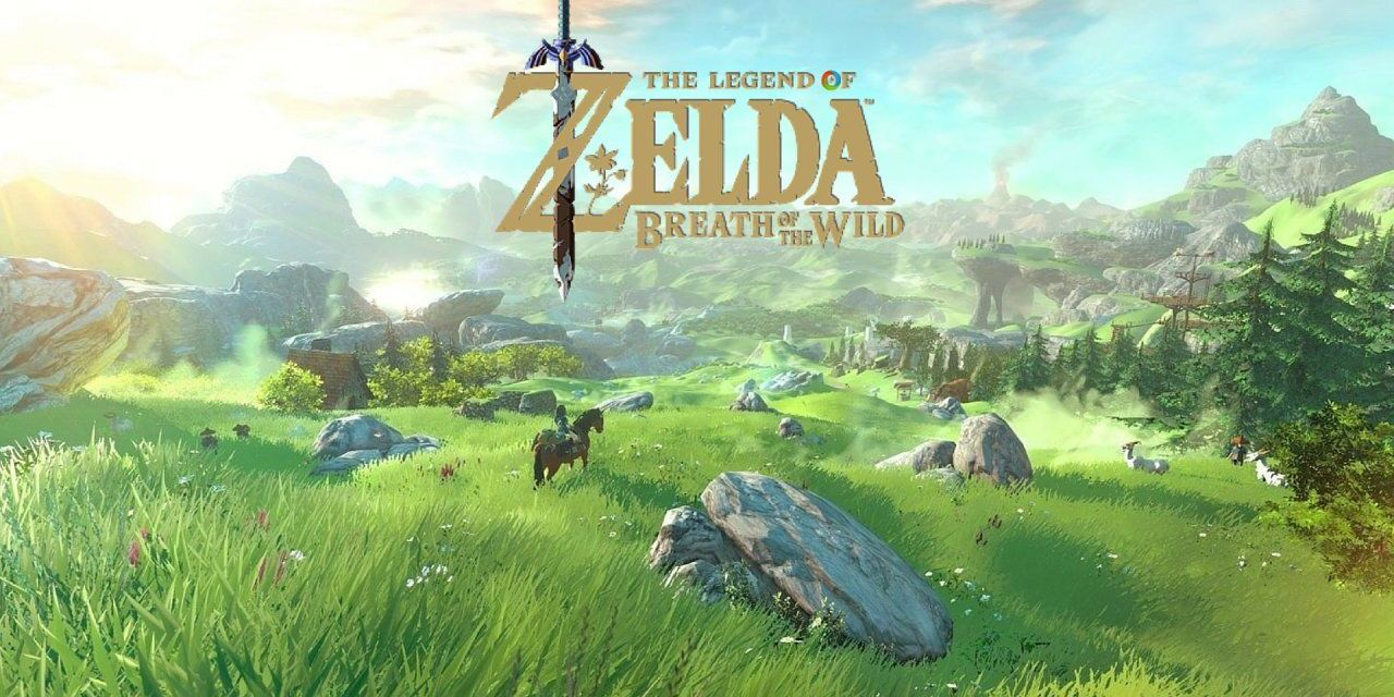 New The Legend of Zelda: Breath of the Wild Trailer & Gameplay!
