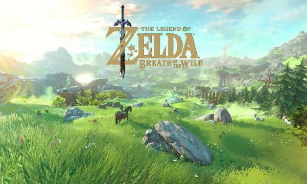 New The Legend of Zelda: Breath of the Wild Trailer & Gameplay!