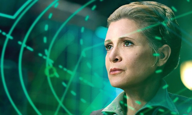On Resurrecting Princess Leia