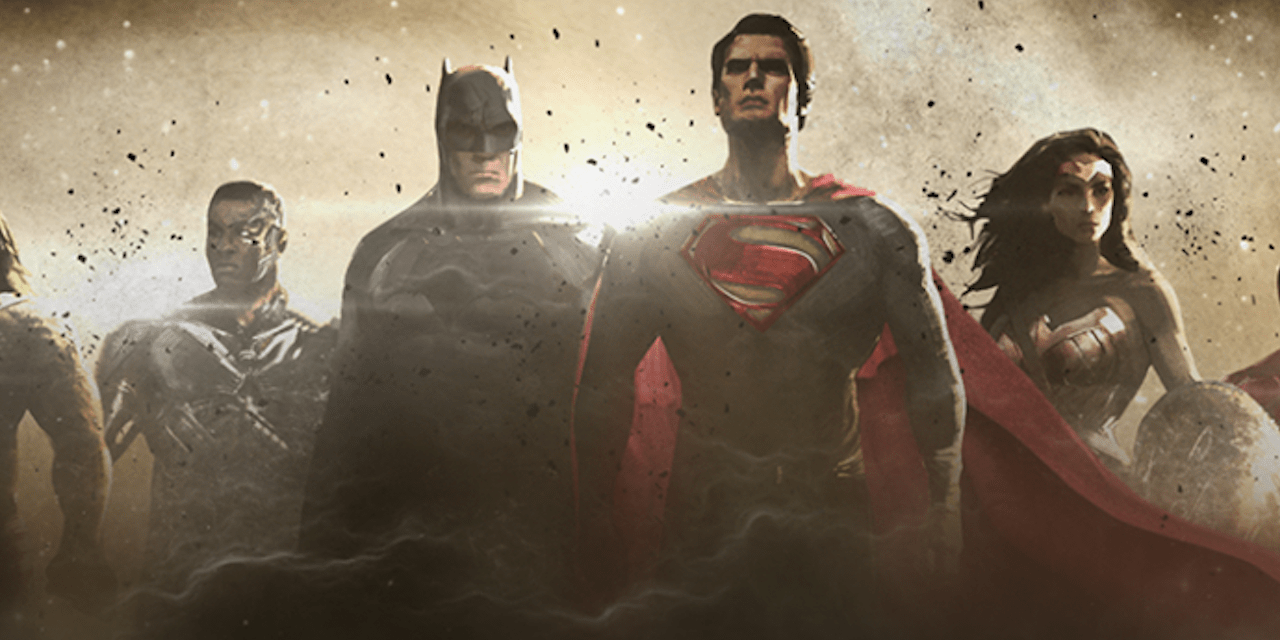 New Justice League Image Revealed
