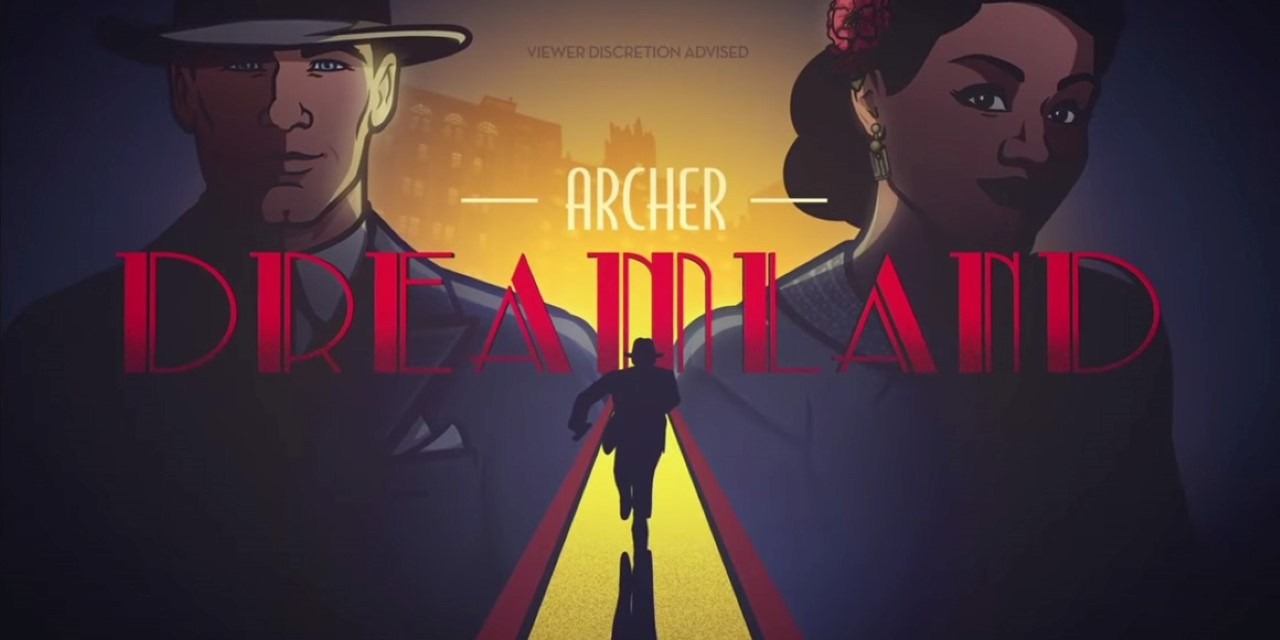 Archer Season 8 Trailer – Just Say Noir