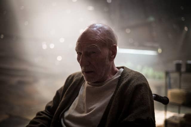 Patrick Stewart Xavier Logan