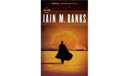 Book Review: Matter by Iain M. Banks