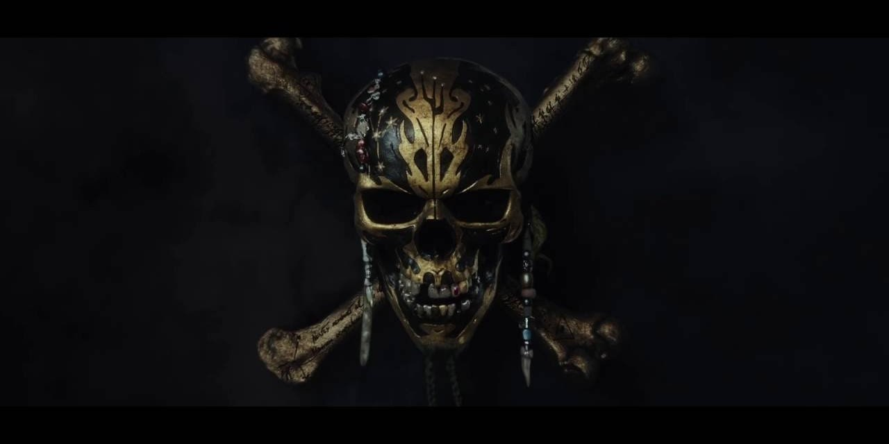 Pirates of the Caribbean: Salazar's Revenge Official Trailer