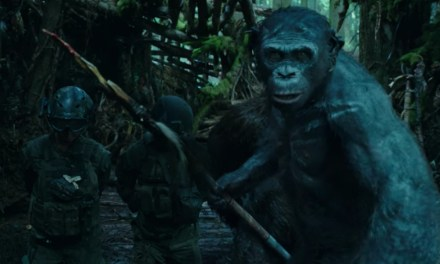 New Trailer for War For The Planet Of The Apes