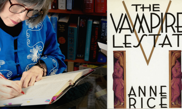 TV Series Based On Anne Rice's Vampire Chronicles On Its Way