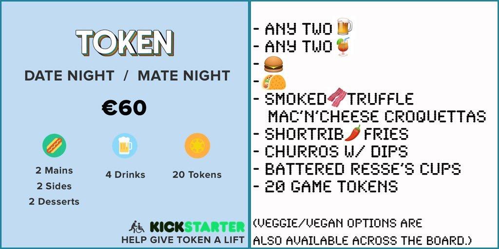 token deals