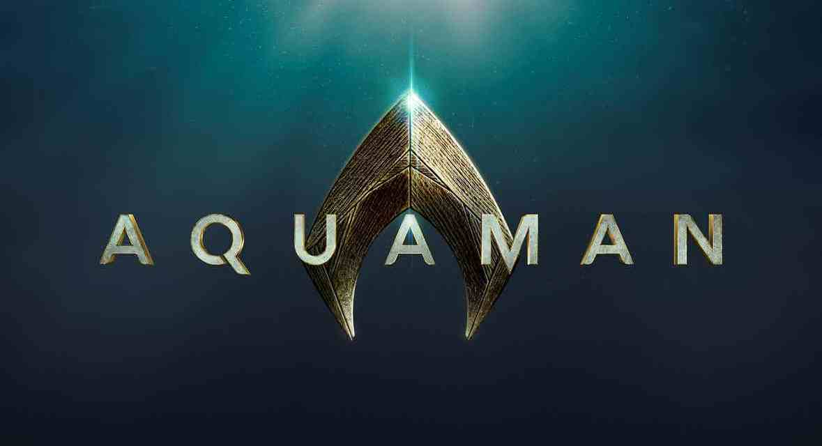 Aquaman starts filming