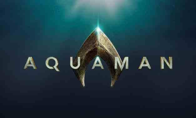 Aquaman starts filming