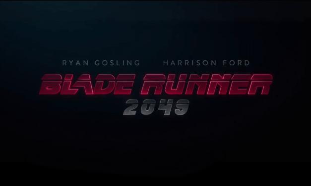 Blade Runner 2049 First Official Trailer Released