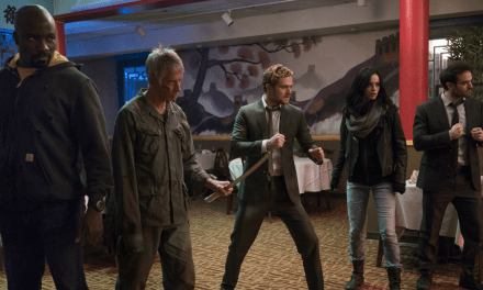 The Defenders Invade Each Other's Neighbourhoods