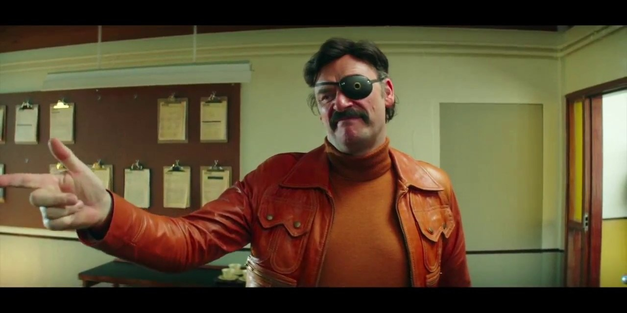 Review: Mindhorn