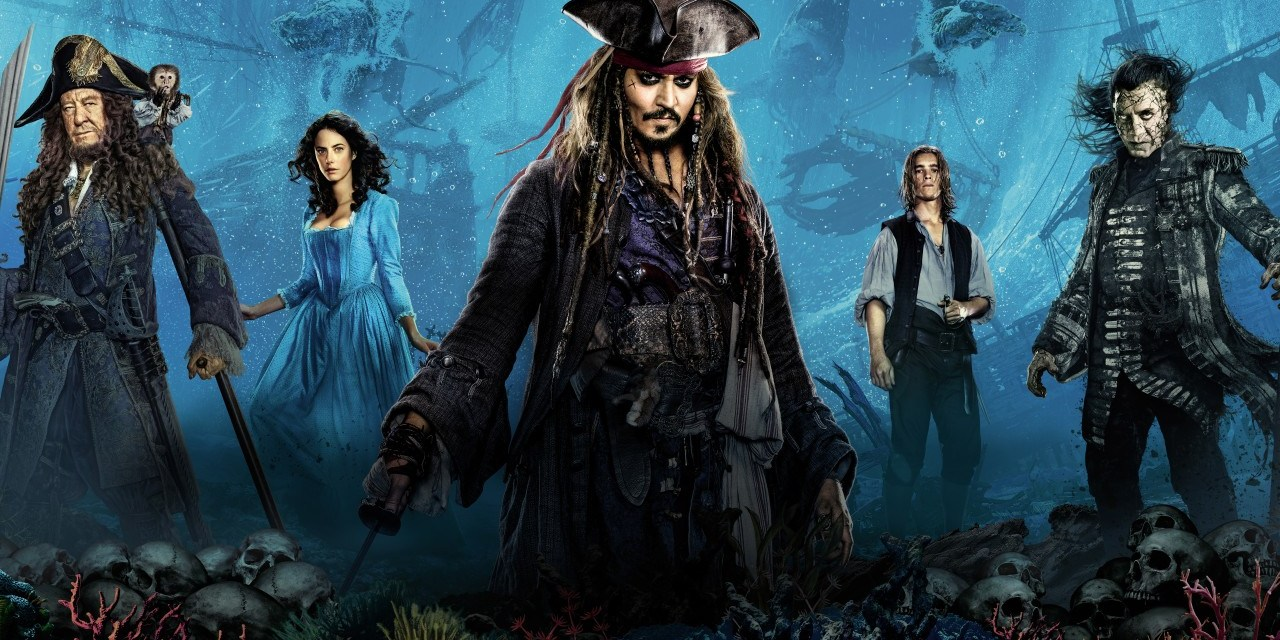 Review: Pirates of the Caribbean: Salazar's Revenge