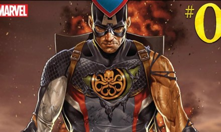 Marvel Unveils Captain America's New Evil Look