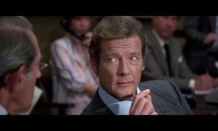 Roger Moore's Seven 007 Films