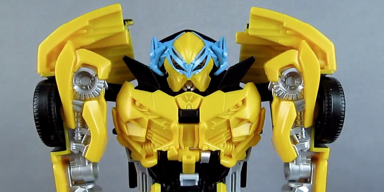 Toy Review: Transformers Knight Armor Turbo Changer Bumblebee