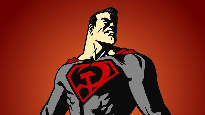 All American Hero Superman Red Son