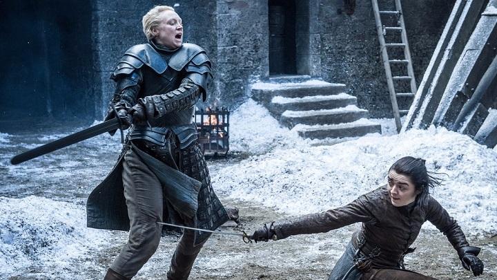 Game of Thrones Arya Brienne