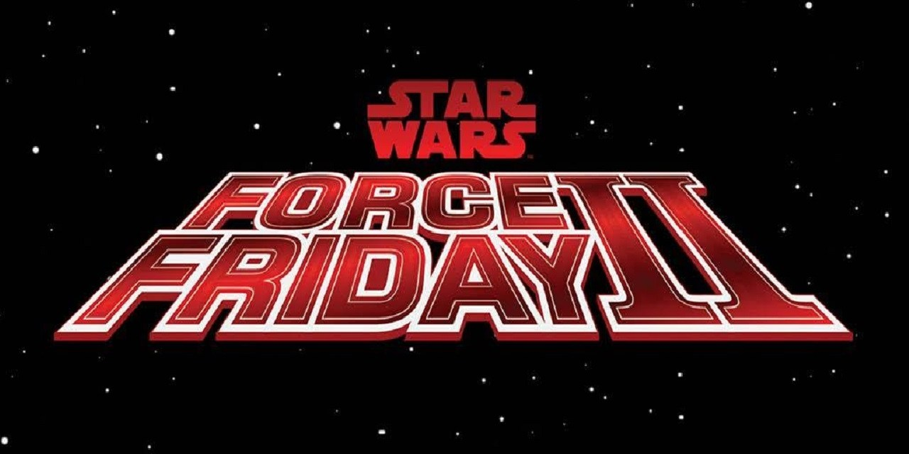 Force Friday II: Win Tickets to Attend Disney Store Event in Dublin