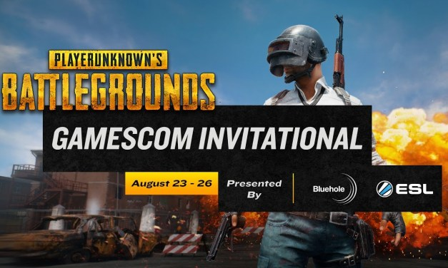 Gamescom 2017: PUBG Invitational