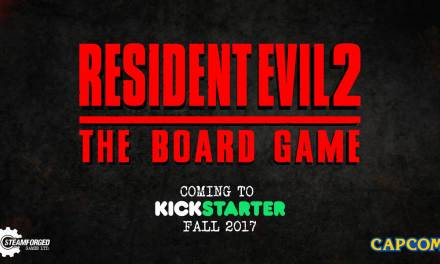 Steamforged Games Confirm Resident Evil 2 Board Game