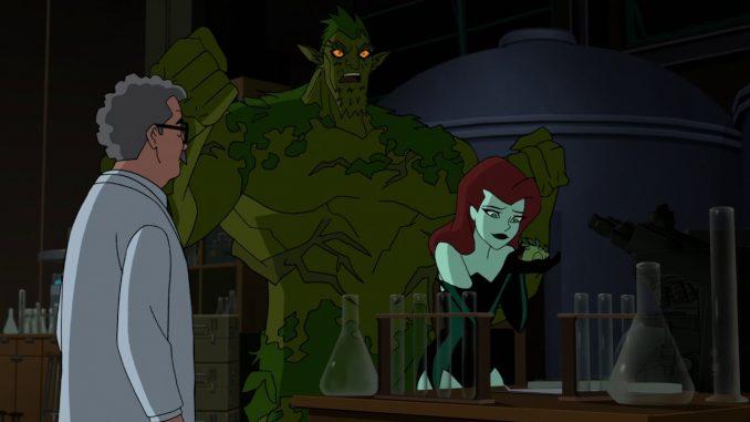 floronic man poison ivy